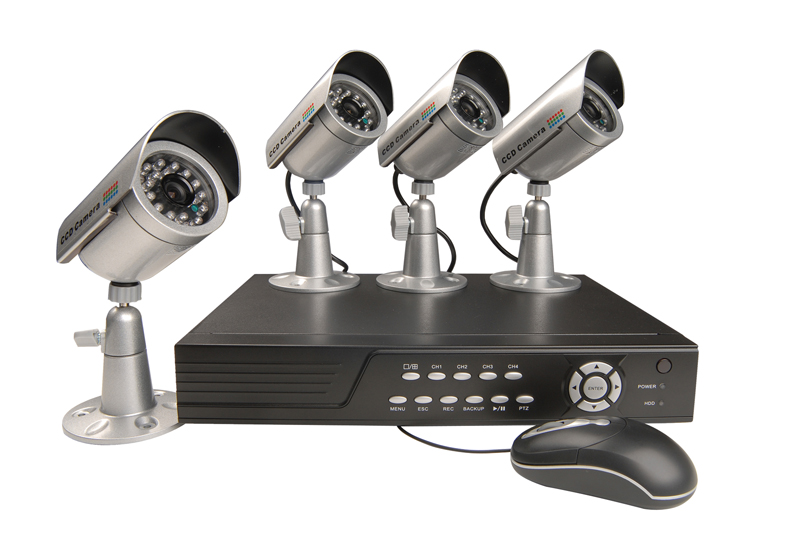 CCTV & Security Cameras in Toledo